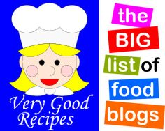 Almost all the active food blogs in May 2012. The best cooking blogs and greatest food blogs ranked in an almost complete list! Forget 'Exclusive' Top 10, Top 50 or Top 100 lists: this is an INCLUSIVE list of food and recipes blogs! I aim to list all of them. :-)