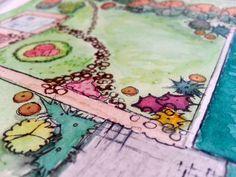 Kim Shadow Landscape Design, Princess Peach, Fictional Characters, Art, Kunst, Landscape Designs, Fantasy Characters, Art Education, Artworks