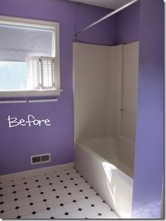 DIY Home Improvement: How I Updated a Bathroom on a Budget | In My Own StyleIn My Own Style