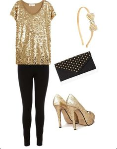 NEW YEARS EVE WEAR....