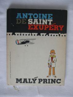 Antoine de Saint-Exupéry: Little Prince - 2nd Czech edition