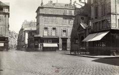 Marville : place Saint Germain des Prés