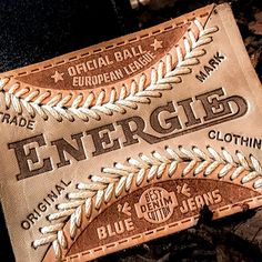 LEATHER LABELS Garra, Fashion Tag, Mens Fashion, Piel Natural, Leather Label, Badge Logo, Leather Jeans, Denim Branding, Embroidery Fashion