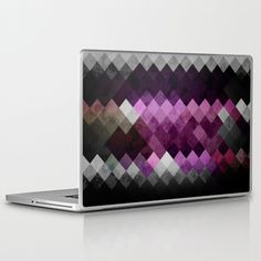 """Abstract Cubes GWP Laptop Skin 11"""" / 13"""" / 15"""" / 17""""  http://www.fit4skins.com/"""