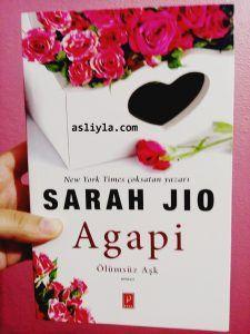 #sarahjio #kitap #book #arkadya #agapi