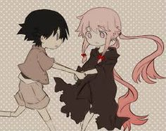 My Future Diary Yuki And Yuno