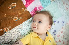 camera settings for indoor baby photos