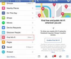 Facebook lança recurso de pesquisa de acesso Wi-Fi #baixar_facebook #facebook_baixar #facebook : http://www.facebookbaixargratis.com.br/
