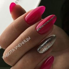 silberner Glitzer und babyblaue Nägel – Diy Nagel silver glitter and baby blue nails Baby Blue Nails, Pink Nails, Nails Today, Glitter Manicure, Nagel Gel, Super Nails, Perfect Nails, French Nails, Halloween Nails