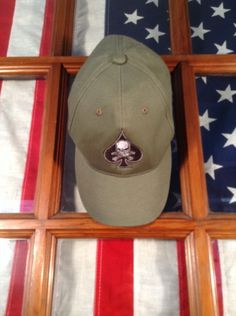 ROTHCO Tactical Operator's Cap Hat, SPADE & SKULL, O.D. GREEN Olive One Size