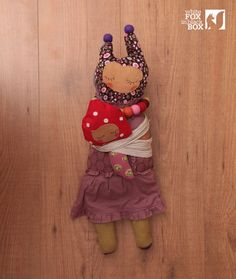 handmade doll. would LOVE this