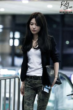 sooyoung fashion