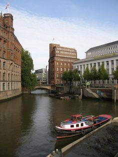 Germany: Hamburg. #Germany #travel