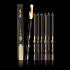 Love the stability of a pencil, but the wear of a gel or a liquid?  Xtreme Lashes's Glideliner pencils are extremely long-wearing gel eyeliners in pencil form.  Seriously, after one of these babies sets on your lids, it doesn't smudge one bit all day.  $29