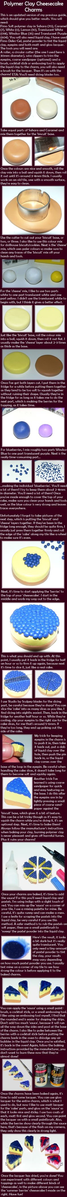 New Cheesecake Tutorial by jen-kollic.deviantart.com