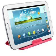 Samsung EF-SN510 Stand Pouch Rose (pour Samsung Galaxy Note 8.0 & Tab 3) test