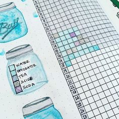 11 Genius Ways People Are Tracking Their Daily Water Intake - - An interesting post from POPSUGAR Fitness. Check it out!