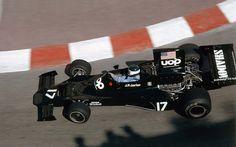 Jean-Pierre Jarier Shadow DN3 (Monaco 1974)