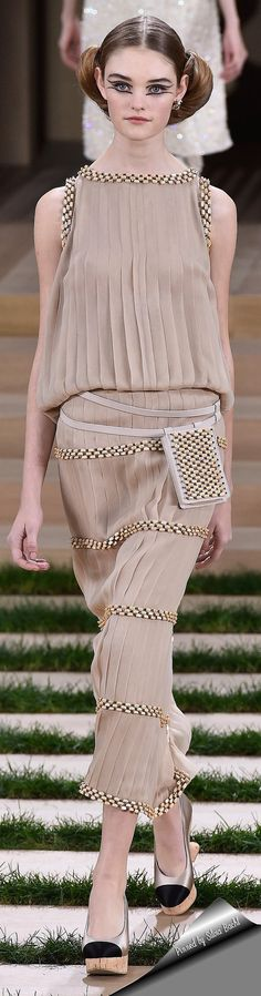 Chanel Haute Couture Spring 2016.