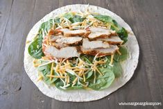 How To Roll A Picture Perfect Grilled Chicken Wrap - Easy Peasy Pleasy Grilled Chicken Wraps, Chicken Bacon Ranch Wrap, Perfect Grilled Chicken, Chicken Wrap Recipes, Healthy Eating Recipes, Whole Food Recipes, Cooking Recipes, Healthy Meals, Chicken Fettuccine
