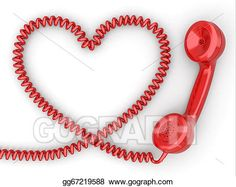Illustration about Phone reciever and cord as heart. Illustration of receiver, objects, obsolete - 34883236 Sunflower Wallpaper, Heart Illustration, A Course In Miracles, Awkward Moments, Free Illustrations, Healthy Living Tips, Peace And Love, Cord, Royalty Free Stock Photos