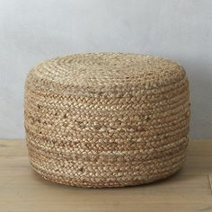 Pouf Ottoman Ikea Alseda Stool Banana Fiber  Pinterest  Stools Living Rooms And Room