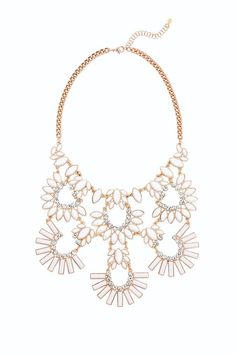 Kick off Spring in style with @markgirl's So White Now Necklace! #AvonRep  Get 20% off orders of %50 or more Use Coupon Code: AVONFB20
