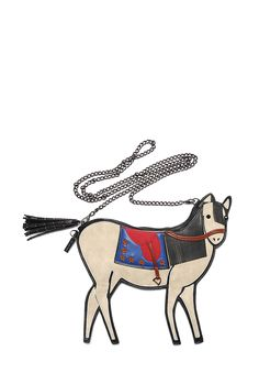 alice + olivia|HORSE POUCH