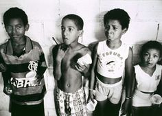 1997: Street children neglected in Madagascar, Brazil and the Philippines - MSF medical and social programmes for vulnerable and maginalised youth are expanded. © Marleen Daniels