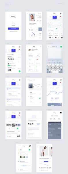 This is our daily iOS app design inspiration article for our loyal readers. Every day we are showcasing a iOS app design whether live on app stores or only designed as concept. Ios App Design, Mobile Ui Design, Web Design, Android App Design, Flat Design, Dashboard Design, Android Ui, App Design Inspiration, Sketch Inspiration