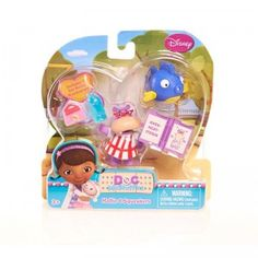 Doc McStuffins Hallie & Squeakers two-pack from Just Play