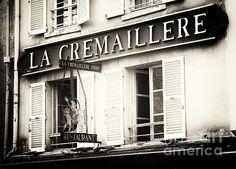 La Cremaillere Photograph by John Rizzuto