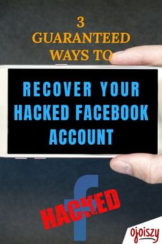 Wanting to recover your hacked Facebook account? One of these 3 guaranteed ways will help you get your Facebook account back. Secure Digital, Read More, Accounting, You Got This, Messages, Facebook, Computers, Electronics, Awesome