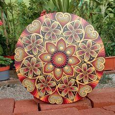 Mandala Dots, Mandala Pattern, Mandala Design, Mandala Drawing, Mandala Painting, Dot Art Painting, Stone Painting, Mandela Art, Temari Patterns