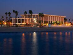 Long Beach, California. Belmont Plaza Pool