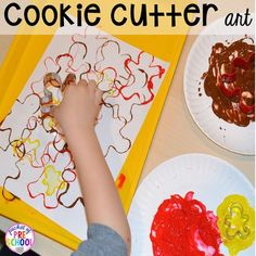 Gingerbread activities and centers for preschool pre-k and kindergarten (STEM math writing letters fine motor and art)
