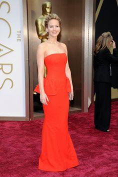 Oscars 2014: Jennifer Lawrence