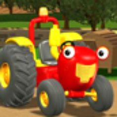 As Seen on CITV Tractor Tom, Tractors, Toms, Racing, Vehicles, Running, Auto Racing, Car, Vehicle