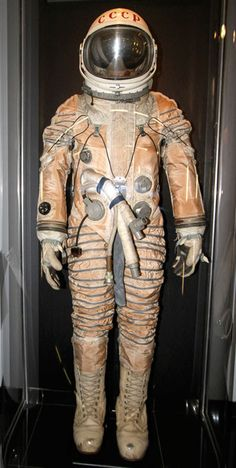 Russian Spacesuit