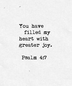 Psalm 4:7