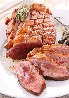 Magret de canard marin au four recette magret de - Temps de cuisson magret de canard au four ...