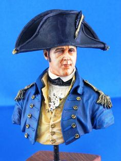 Master and Commander Master And Commander, Captain Jack, Napoleonic Wars, Royal Navy, Miniatures, Britain, Mockup