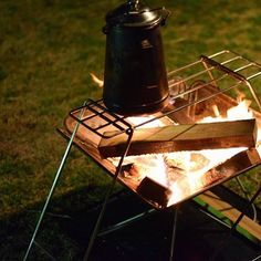 Camping Life, Camping Hacks, Bushcraft, Outdoor Camping, Picnic, Grilling, Outdoor Decor, Snow Peak, Outdoors