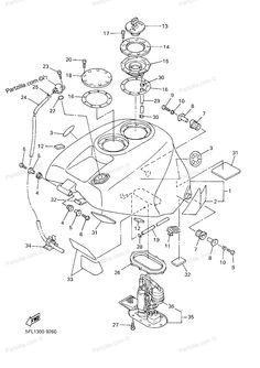 The 25+ best Yamaha motorcycle parts ideas on Pinterest