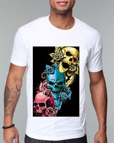 https://www.navdari.com/products-m00269-COLOURFULLSKULLDESIGNTSHIRT.html #colourfull #skull #TSHIRT #CLOTHING #Men #NAVDARI