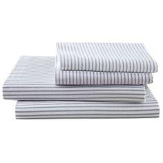 Kids Room  Thin Stripes Sheet Set  | The Land of Nod