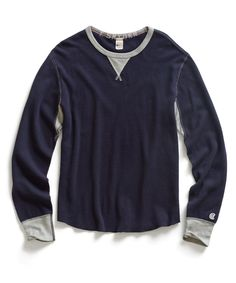 Navy Thermal by Todd Snyder