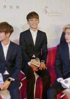 December 1, 2014-Chen!!!