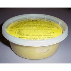 Originally I bought raw shea butter from a street vendor, ladies, waste no more money on high end product, this is natural, very inexpensive and is EXCELLENT - I am naturally olive toned however years in the sun produced age spots and as I began to tone my weight my face was sagging, I didn't really notice at first the good it was doing, I have no laugh lines, no sun frowny marks, spots are lighter and less noticable and I use this on virtually everything!!!! $5.30