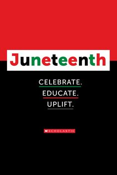 On June 19, 1865, enslaved people in Texas were freed and were told the Civil War had ended—more than two years after Abraham Lincoln signed the Emancipation Proclamation. On this #Juneteenth, we're proud to uplift Black voices and stories today and every day. Celebration Day, Extra Credit, June 19, Abraham Lincoln, The Voice, Texas, War, Education, Celebrities